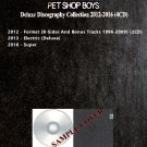 Pet Shop Boys - Deluxe Discography Collection 2012-2016 (Silver Pressed 4CD)*