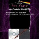 Pink Floyd - Deluxe Compilation 2011-2016 (3CD)