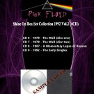 Pink Floyd - Shine On Set Collection 1992 Vol.2 (Silver Pressed Promo 4CD)*