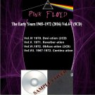 Pink Floyd - The Early Years 1965–1972 (2016) Vol.4-7 (6CD)