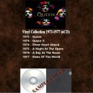 Queen - Vinyl Collection 1973-1977 (Silver Pressed 6CD)*