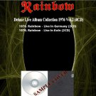 Rainbow - Deluxe Live Album Collection 1976 Vol.2 (Silver Pressed 4CD)*