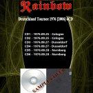 Rainbow - Deutschland Tournee 1976 [2006] 6CD