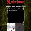 Rainbow - Deluxe Live Album Collection 1977 (3CD)