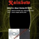 Rainbow - Deluxe Live Album Collection 2015 (Silver Pressed 5CD)*