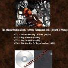 Ray Charles - The Atlantic Studio Albums In Mono Remastered Vol.1 (2018/4CD Promo)