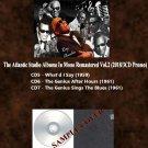 Ray Charles - The Atlantic Studio Albums In Mono Remastered Vol.2 (Silver Pressed Promo 3CD)*