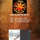 Red Hot Chili Peppers - Deluxe Live Album 1994-2004 (5CD)