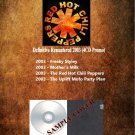 Red Hot Chili Peppers - Definitive Remastered 2003 (Silver Pressed 4CD)*