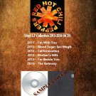 Red Hot Chili Peppers - Vinyl LP Collection 2011-2016 (Silver Pressed 6CD)*