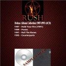 Rush - Deluxe Album Collection 1987-1993 (4CD)