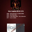 Rush - Deluxe Compilation 2009-2011 (Silver Pressed 5CD)*