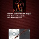 Rush - Deluxe Live Album Collection 1998-2003 (Silver Pressed 6CD)*