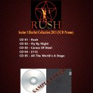 Rush - Sector 1 BoxSet Collection 2011 (5CD)