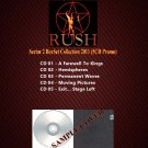 Rush - Sector 2 BoxSet Collection 2011 (5CD)