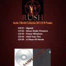 Rush - Sector 3 Set Collection 2011 (Silver Pressed Promo 5CD)*