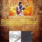 Santana - Deluxe Live Album Collection 2008-2011 (6CD)