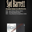Syd Barrett - Discography Collection Vol.2 (1988-1993) (5CD)