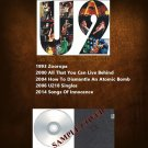 U2 - The Vinyl Collection 1993-2014 (5CD)