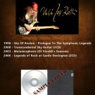 Uli Jon Roth - Discography Collection 1996-2006 (Silver Pressed 6CD)*