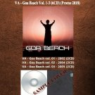 VA - Goa Beach Vol. 1-3 (6CD) (Promo 2018)