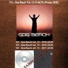 VA - Goa Beach Vol. 13-15 (6CD) (Promo 2018)