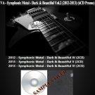 VA - Symphonic Metal - Dark & Beautiful Vol.2 (Silver Pressed Promo 6CD)*