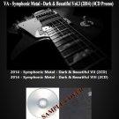 VA - Symphonic Metal - Dark & Beautiful Vol.3 (Silver Pressed Promo 4CD)*