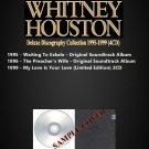 Whitney Houston - Deluxe Discography Collection 1995-1999 (Silver Pressed 4CD)*