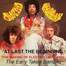 Jimi Hendrix - At Last The Beginning (2018 Silver Pressed Promo CD)*