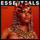 Nicki Minaj - Essentials (2018 Silver Pressed Promo 2CD)*