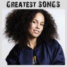 Alicia Keys - Greatest Songs (2018 Silver Pressed Promo 2CD)*