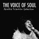 Aretha Franklin - The Voice Of Soul Aretha Franklin Selection (2018 Silver Pressed Promo CD)*