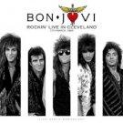 Bon Jovi - Rockin' Live In Cleveland 1984 (2018 Silver Pressed Promo CD)*