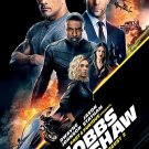 Fast & Furious Presents Hobbs & Shaw (2019) Digital Copy Backup-DVD+Download