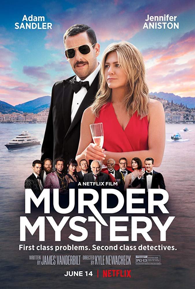 Murder Mystery (2019) Digital Copy Backup-DVD+Download