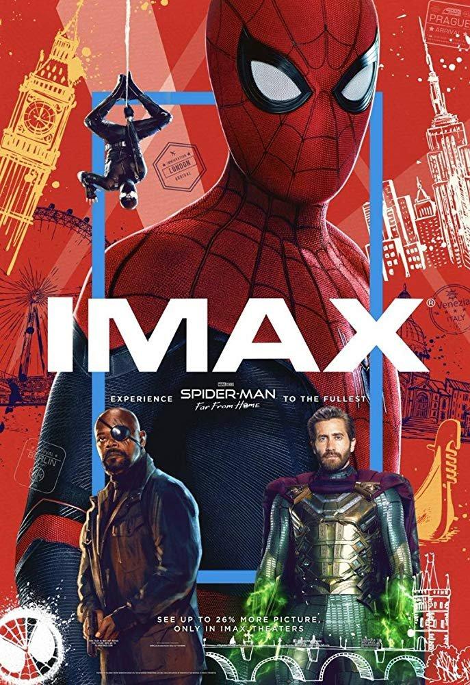 Spider-Man Far From Home (2019) Digital Copy Backup-DVD+Download