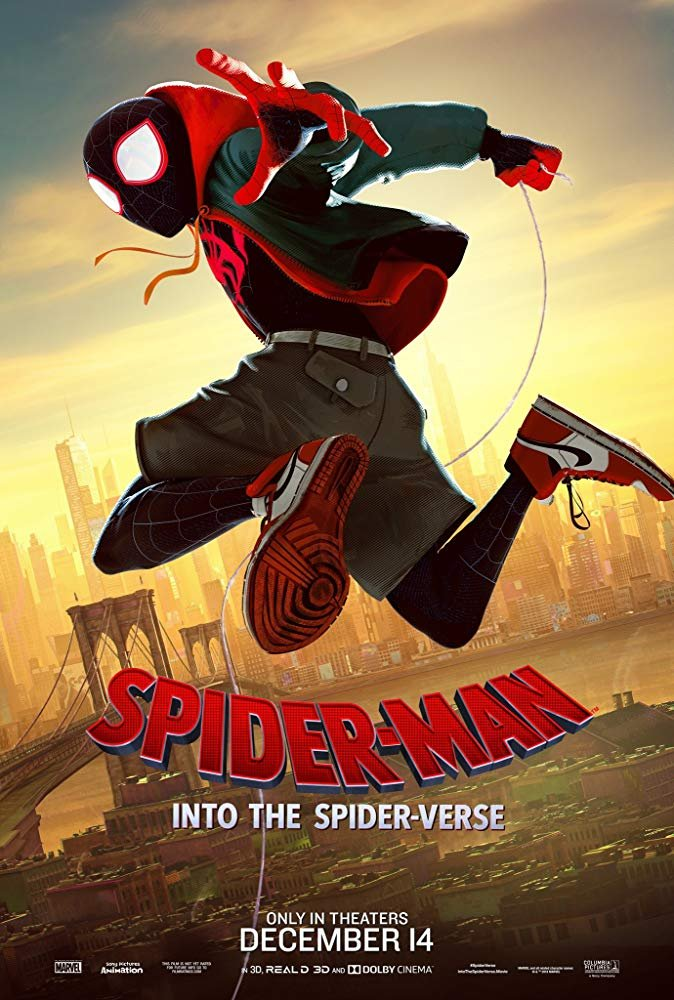 Spider-Man Into the Spider-Verse (2018) Digital Copy Backup-DVD+Download