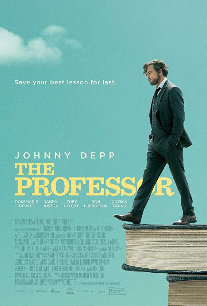 The Professor (2019) Digital Copy Backup-DVD+Download