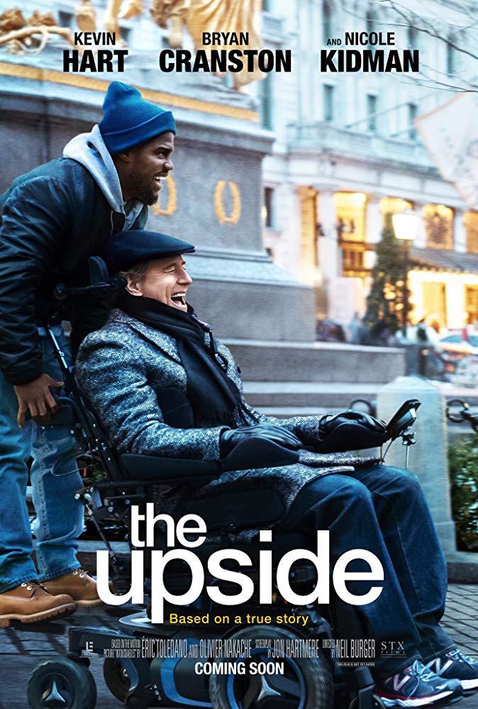 Τhe Upside (2019) Digital Copy Backup-DVD+Download