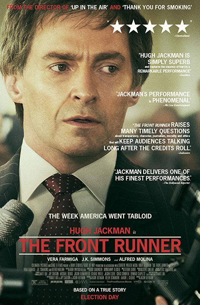 The Front Runner (2018) Digital Copy Backup-DVD+Download