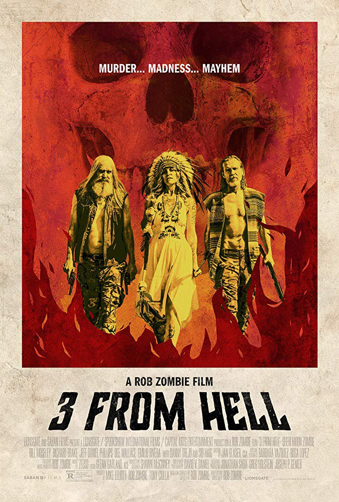 3 from Hell (2019) Digital Copy Backup-DVD+Download