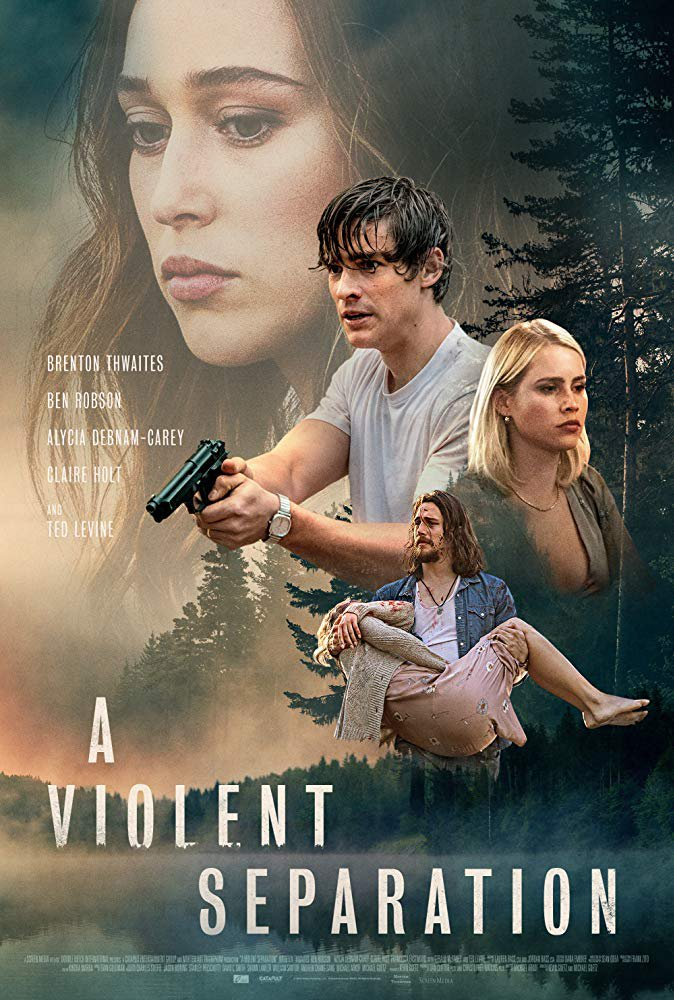 A Violent Separation (2019) Digital Copy Backup-DVD+Download