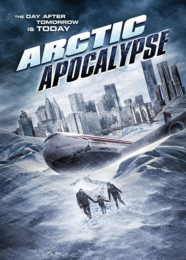 Arctic Apocalypse (2019) Digital Copy Backup-DVD+Download