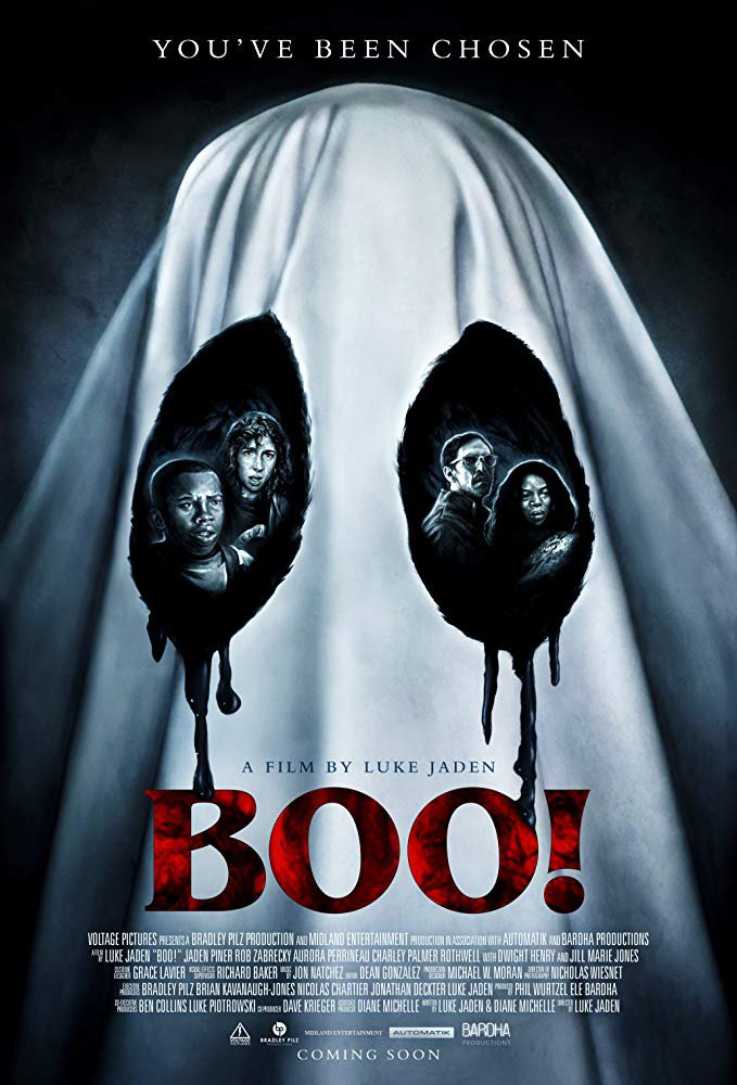 BOO! (2019) Digital Copy Backup-DVD+Download
