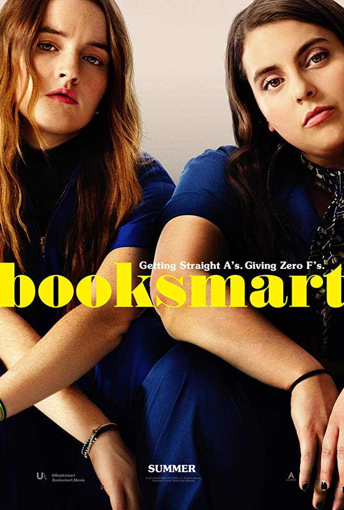 Booksmart (2019)  Digital Copy Backup-DVD+Download