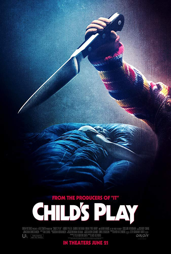 Childs Play (2019) Digital Copy Backup-DVD+Download