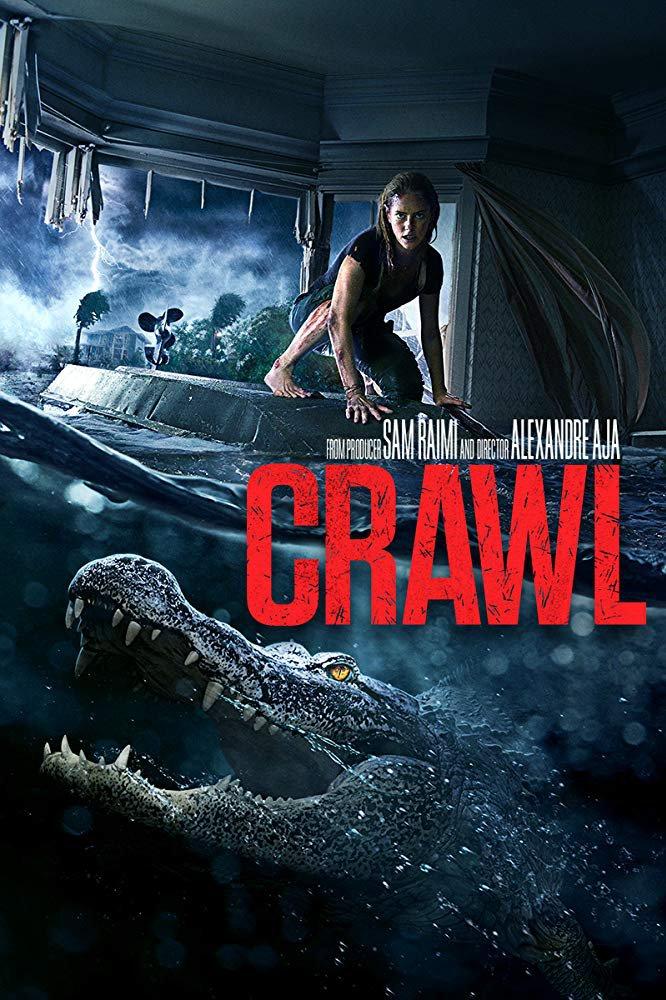 Crawl (2019) Digital Copy Backup-DVD+Download