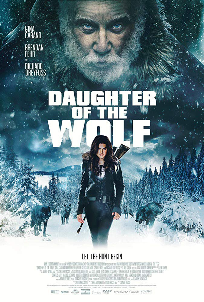 Daughter Of The Wolf (2019) Digital Copy Backup-DVD+Download