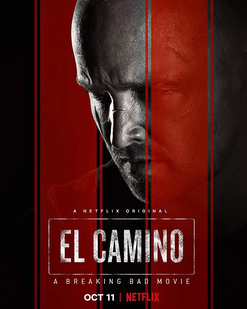 El Camino A Breaking Bad Movie (2019) Digital Copy Backup-DVD+Download